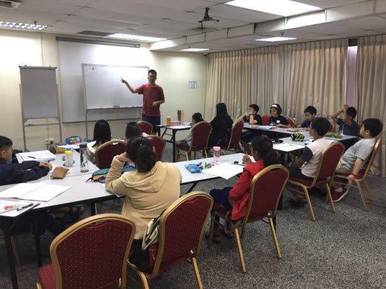 john yeo math students workshop