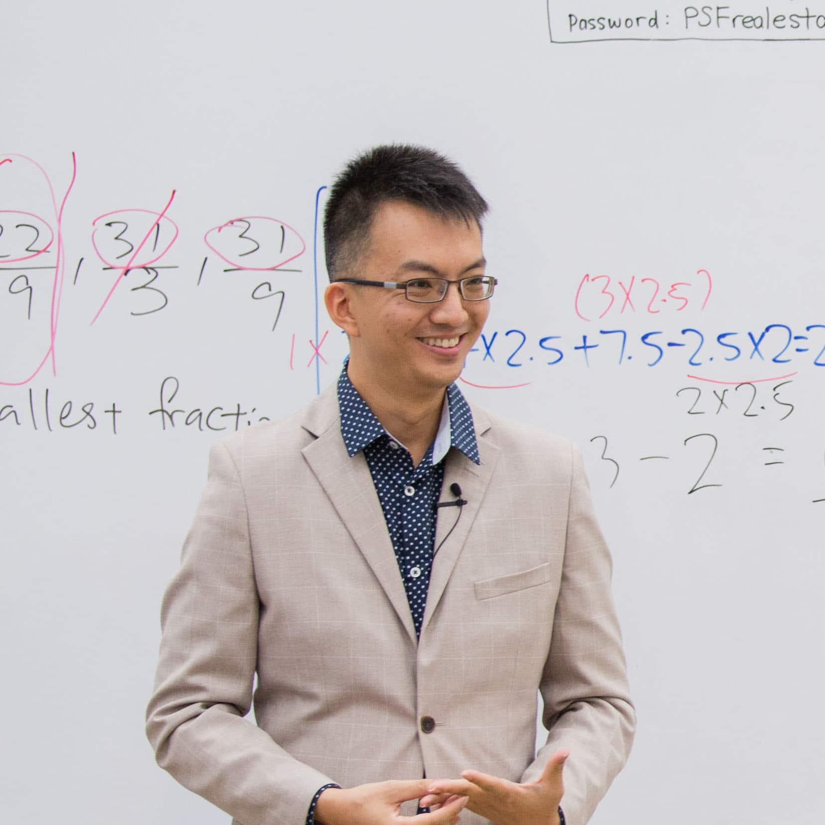 John Yeo, Founder